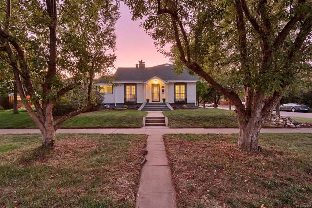 1801 S Downing Street, Denver, CO 80210 (#3459632) :: The Galo Garrido Group
