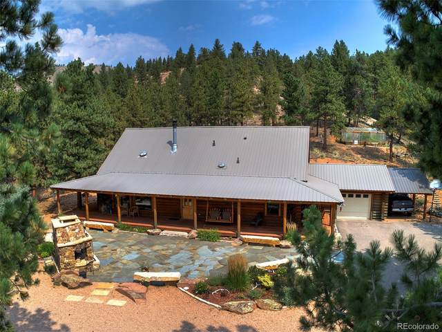 29054 Mangy Moose Trail, Pine, CO 80470 (MLS #3459825) :: 8z Real Estate