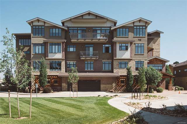 712 Centre Avenue #203, Fort Collins, CO 80526 (#3459910) :: The Griffith Home Team