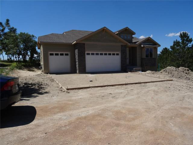 18370 Lower Lake Road, Monument, CO 80132 (MLS #3460703) :: 8z Real Estate