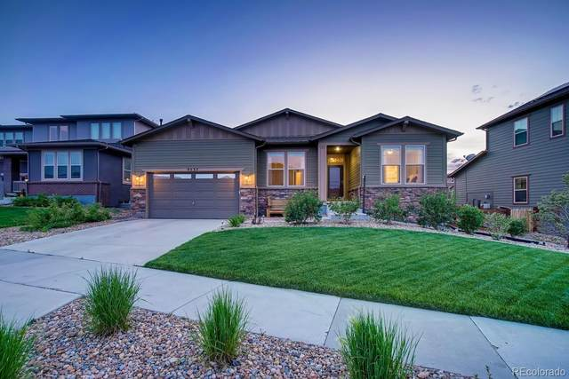 9537 Loveland Way, Arvada, CO 80007 (#3461076) :: The Healey Group