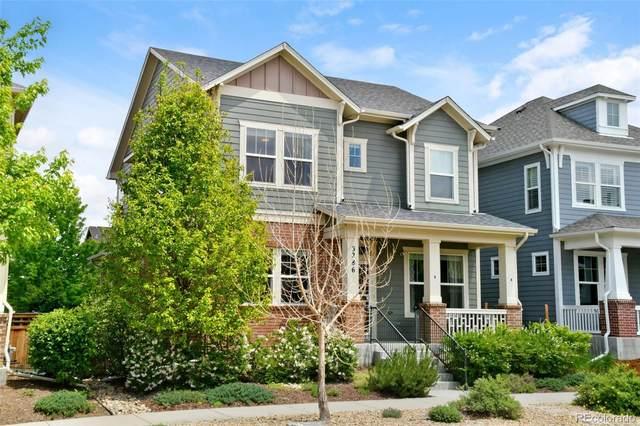 3286 Ulster Street, Denver, CO 80238 (#3461351) :: The Peak Properties Group
