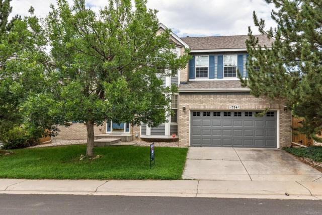 15241 E Hialeah Place, Aurora, CO 80015 (#3461560) :: James Crocker Team