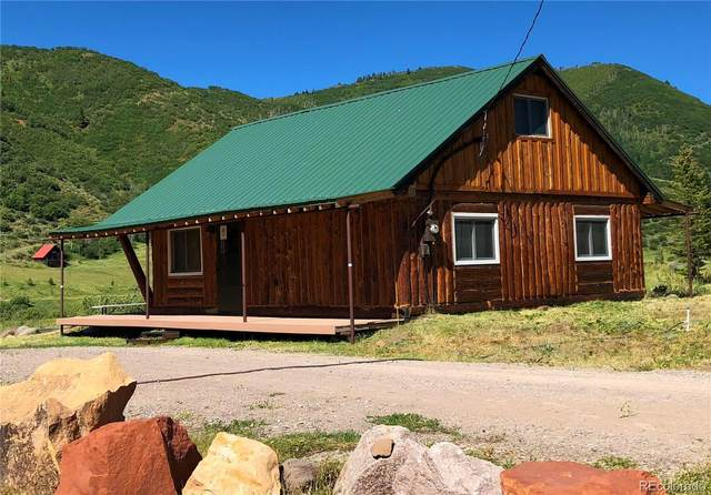 1959 County Road 12 Cabin No 3, Meeker, CO 81641 (#3462356) :: The Healey Group
