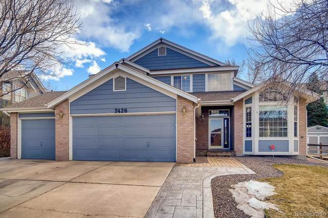 7426 S Curtice Court, Littleton, CO 80120 (MLS #3462572) :: The Sam Biller Home Team