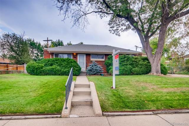 1400 S Wolff Street, Denver, CO 80219 (MLS #3462974) :: 8z Real Estate