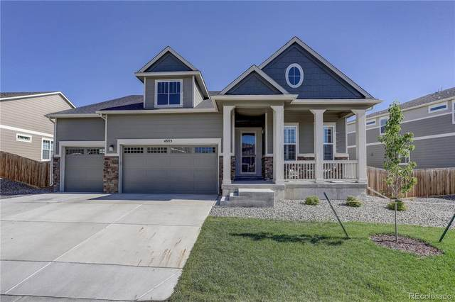 4885 E 143rd Avenue, Thornton, CO 80602 (#3463335) :: Berkshire Hathaway Elevated Living Real Estate