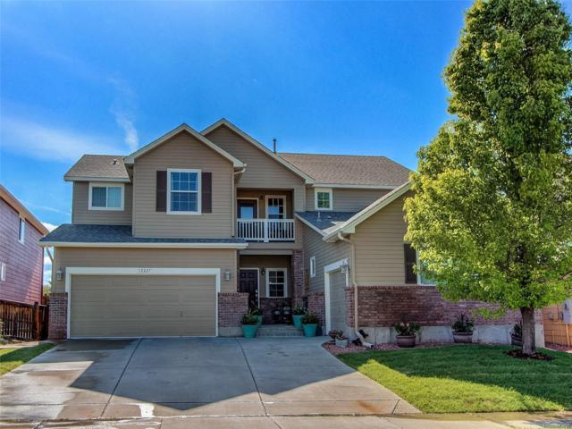 12227 S Red Sky Drive, Parker, CO 80134 (#3463390) :: The Heyl Group at Keller Williams
