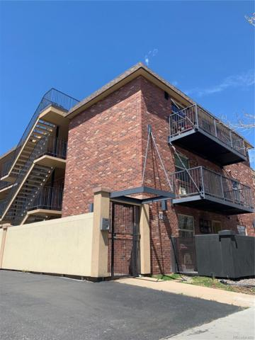 529 Washington Street #201, Denver, CO 80203 (MLS #3463502) :: 8z Real Estate