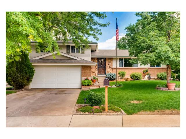 4233 E Geddes Avenue, Centennial, CO 80122 (#3463526) :: ParkSide Realty & Management