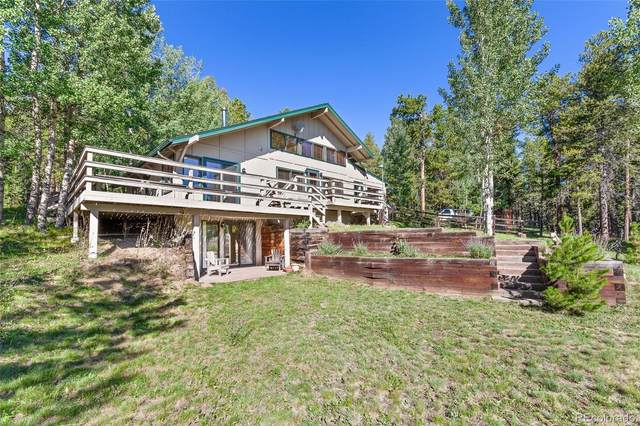 379 Paiute Road, Evergreen, CO 80439 (MLS #3464152) :: 8z Real Estate