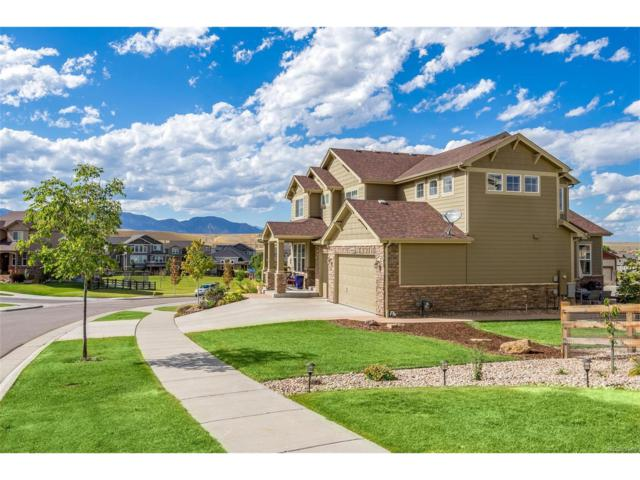 14341 W 87th Drive, Arvada, CO 80005 (MLS #3464223) :: 8z Real Estate