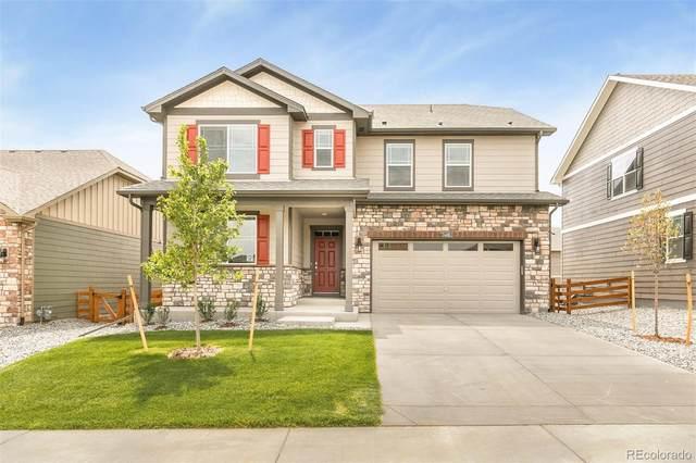 10440 Cottonwood Street, Firestone, CO 80504 (MLS #3464390) :: 8z Real Estate