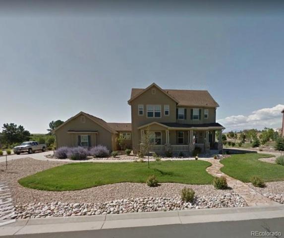 5486 Killen Avenue, Castle Rock, CO 80104 (#3464416) :: Keller Williams Action Realty LLC