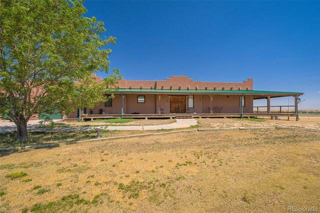 36101 County Road 162, Agate, CO 80101 (MLS #3464490) :: 8z Real Estate