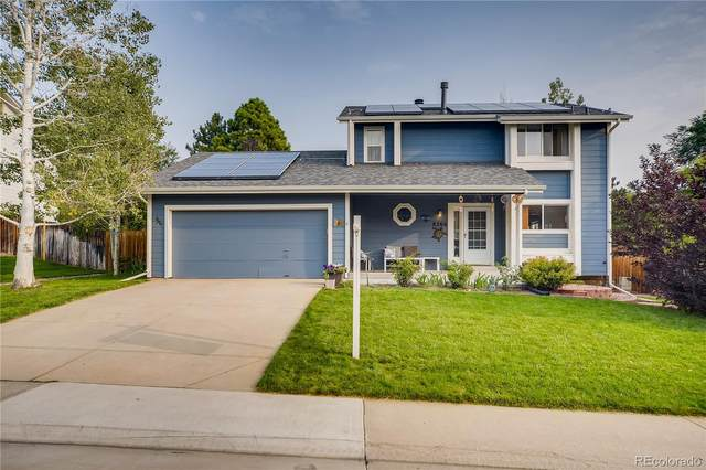 8266 S Krameria Way, Centennial, CO 80112 (MLS #3464565) :: 8z Real Estate