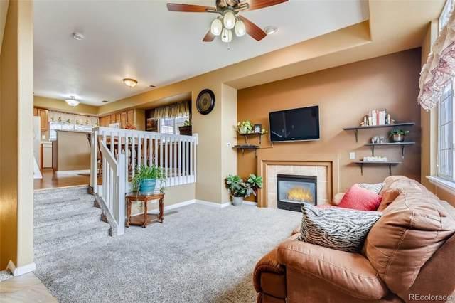 8199 Welby Road #2501, Denver, CO 80229 (MLS #3465539) :: 8z Real Estate