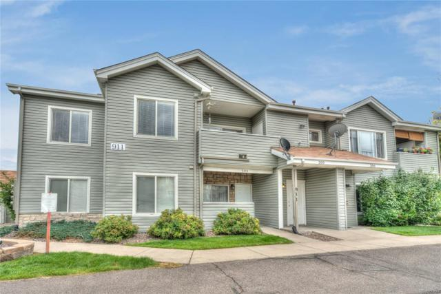 911 S Zeno Way #205, Aurora, CO 80017 (#3465752) :: The Heyl Group at Keller Williams