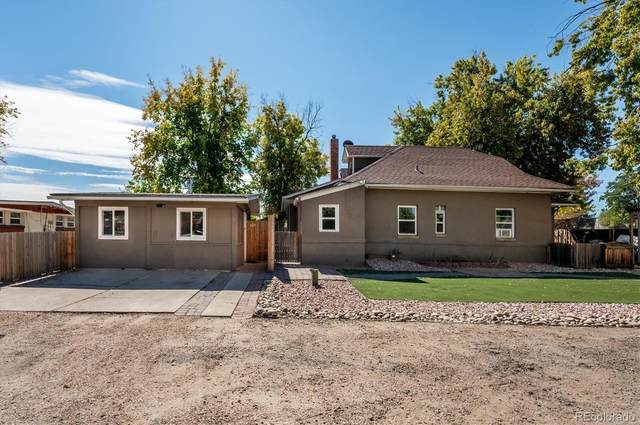 8350 W 53rd Place, Arvada, CO 80002 (#3466096) :: The DeGrood Team
