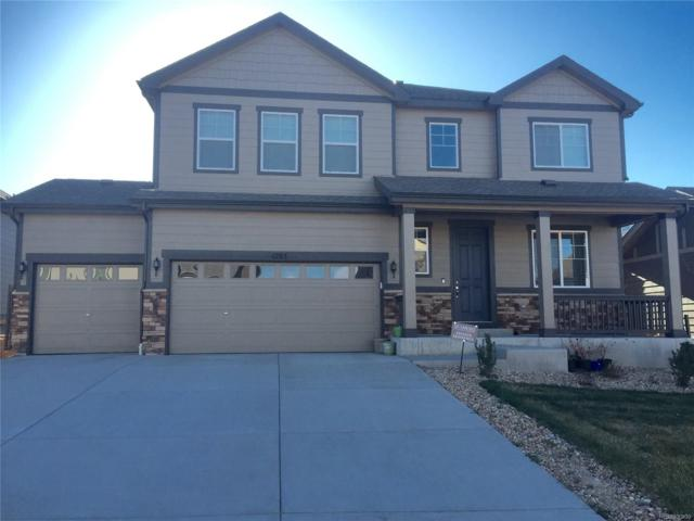 4783 S Malta Way, Centennial, CO 80015 (#3466101) :: The City and Mountains Group