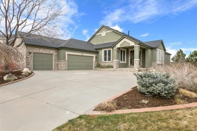 6175 Puma Point, Littleton, CO 80124 (#3466119) :: Structure CO Group