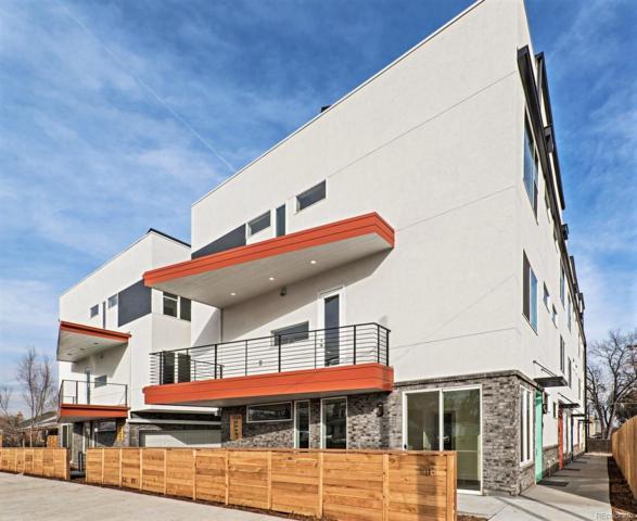 1336 Sheridan Boulevard #104, Denver, CO 80214 (MLS #3466285) :: 8z Real Estate