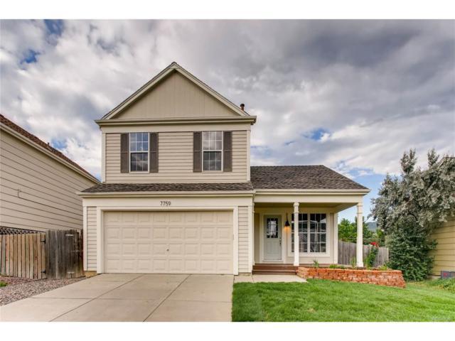 7759 Elmwood Street, Littleton, CO 80125 (MLS #3466405) :: 8z Real Estate