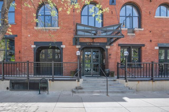 1720 Wynkoop Street #203, Denver, CO 80202 (#3466460) :: Bring Home Denver