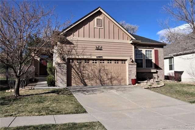 12977 W 78th Circle, Arvada, CO 80005 (MLS #3466537) :: 8z Real Estate