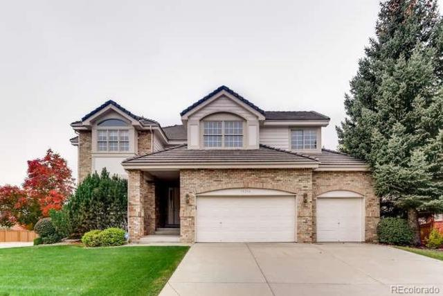 16396 E Crestline Place, Centennial, CO 80015 (#3467148) :: The Tamborra Team