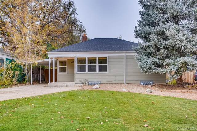 2765 S Franklin Street, Denver, CO 80210 (MLS #3467311) :: 8z Real Estate