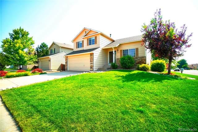5244 S Parfet Way, Littleton, CO 80127 (#3467872) :: iHomes Colorado