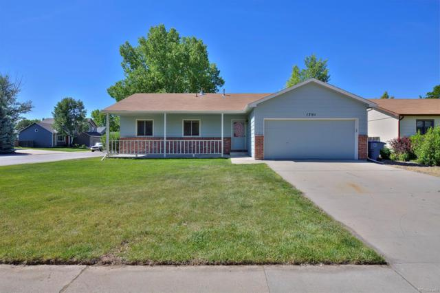 1701 Lefthand Drive, Longmont, CO 80501 (MLS #3467984) :: 8z Real Estate