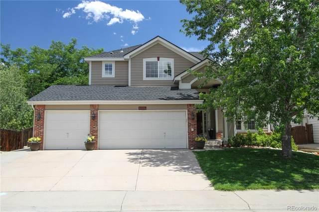 11314 Mesa Verde Lane, Parker, CO 80138 (#3468467) :: milehimodern
