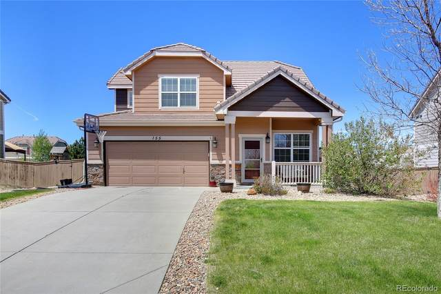155 Ardmore Street, Castle Rock, CO 80104 (#3468607) :: Wisdom Real Estate