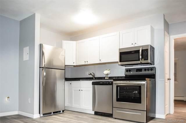 5995 E Iliff Avenue #117, Denver, CO 80222 (#3468690) :: Briggs American Properties