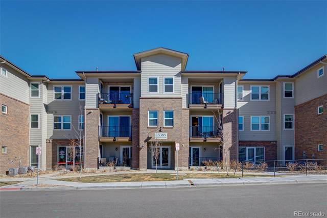 15385 W 64th Lane #206, Arvada, CO 80007 (MLS #3469659) :: 8z Real Estate