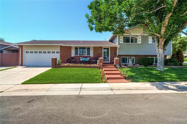 1000 E Cornell Avenue, Englewood, CO 80113 (#3469742) :: My Home Team