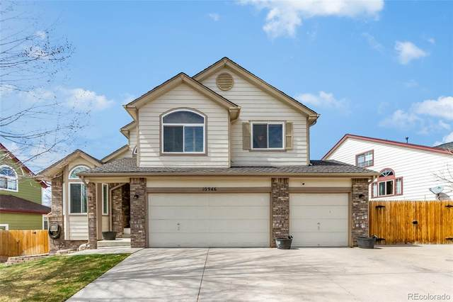 10946 W Dumbarton Circle, Littleton, CO 80127 (#3470172) :: The Dixon Group
