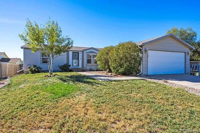 4107 Hayes Avenue, Wellington, CO 80549 (#3470416) :: iHomes Colorado