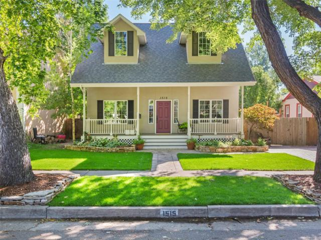 1515 N Franklin Street, Colorado Springs, CO 80907 (#3470536) :: Structure CO Group