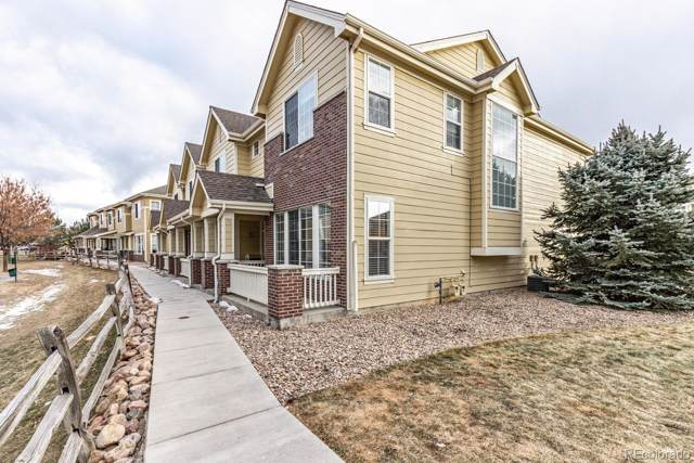 16105 E Geddes Drive #76, Aurora, CO 80016 (#3470583) :: The Peak Properties Group