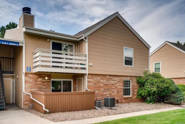 3340 S Ammons Street 15-104, Lakewood, CO 80227 (MLS #3471187) :: 8z Real Estate