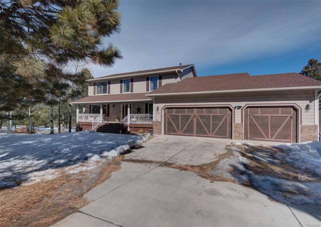 220 Sugarbush Drive, Monument, CO 80132 (#3471417) :: The City and Mountains Group