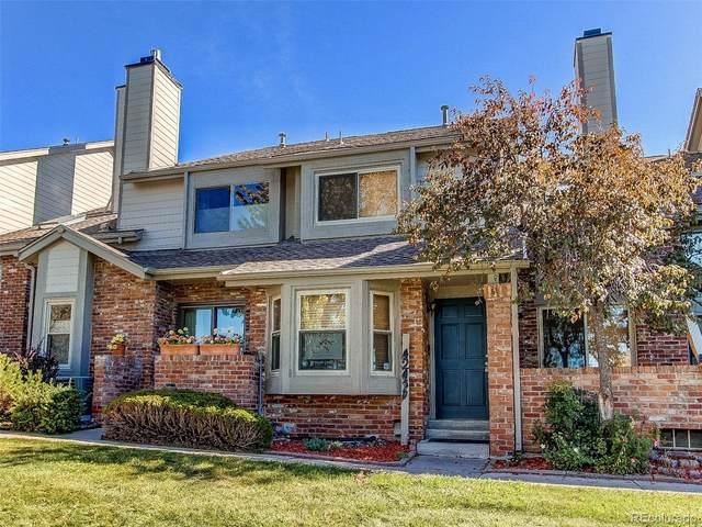 4245 S Granby Street D, Aurora, CO 80014 (#3471492) :: iHomes Colorado