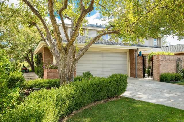 2552 E Alameda Avenue #101, Denver, CO 80209 (MLS #3471685) :: 8z Real Estate