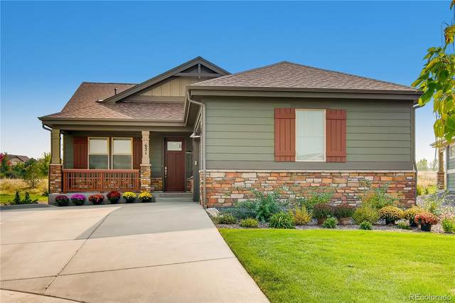 651 Brennan Circle, Erie, CO 80516 (#3472020) :: The DeGrood Team
