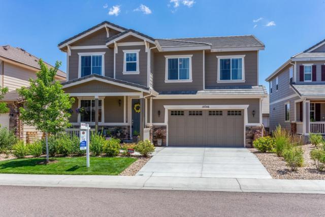 10746 Hillsboro Street, Parker, CO 80134 (#3472122) :: Colorado Home Finder Realty