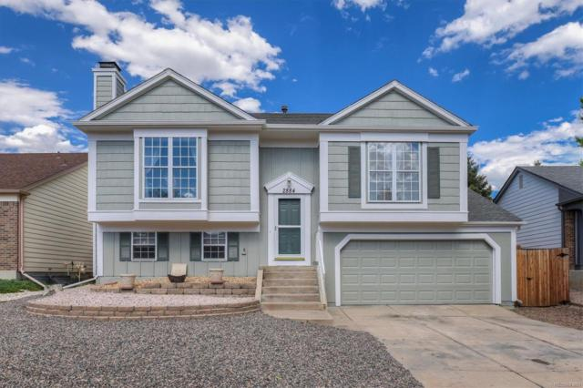 2884 S Genoa Street, Aurora, CO 80013 (#3472214) :: James Crocker Team