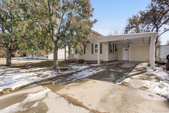 5910 W 35th Avenue, Wheat Ridge, CO 80212 (#3472229) :: Kimberly Austin Properties